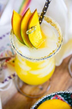 mango habanero limeade mocktail-16