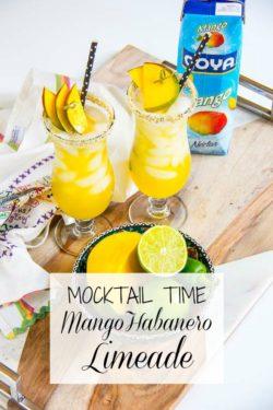 title mango habanero limeade mocktail-13