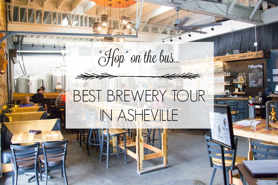best asheville brewery tour with title