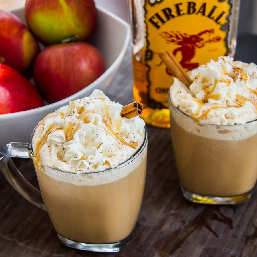 Fireball Pumpkin Pie Coffee 3